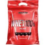 Whey Protein Concentrado 100% 907g - Refil