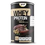 Whey Protein Concentrado Cacau e Maca Peruana 420g - Giroil - Cacau e Maca Peruana