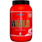 Whey Protein Gold Isolates Morango 907g - Integralmédica