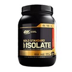Whey Protein Gold Standard 100% Isolate - 1.6lbs - 744g - Sabor Chocolate - Optimum Nutrition