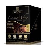 Whey Protein Hidrolisado CACAO WHEY - Essential Nutrition - 15 Sachês de 30grs (Chocolate)