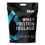 Whey Protein Isolado Baunilha Pouch 1,8KG Dux Nutrition