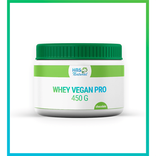 Whey Vegan Pro 450g Chocolate