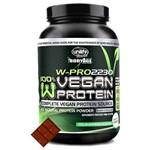 Whey Vegan Protein W-pro Sabor Chocolate 900g - Unilife