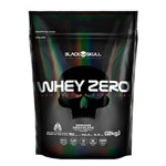 Whey Zero 4,4lbs Refil Black Skull Strawberry - Proteina