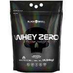 Whey Zero - 4,5Kg (10lbs) - Chocolate - Black Skull