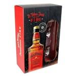 Whisky Jack Daniels Fire 1 Litro com 02 Copos Shot