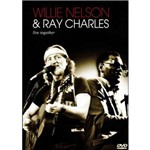 Willie Nelson e Ray Charles - Live Together - DVD