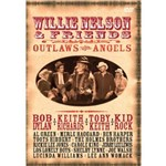 Willie Nelson & Friends - Outlaws Angels - Dvd Sertanejo