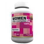 Women Vita Complex 120 Cap - Nutrata