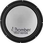 "Woofer Automotivo Bomber Destroyer 12"" 1200W RMS"