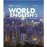 World English 2 Sb With Cd-rom 2ed