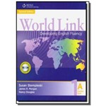 World Link Combo Split 1a With Students Cd-rom