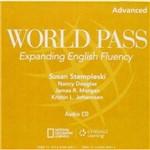 World Pass Advanced - Audio CD