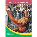 World Windows 1 - Animals Move - Workbook