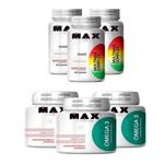 3x Multimax 90 Caps + 3x Omega 3 90caps - Max Titanium