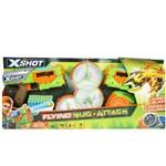 X-shot 2xswarm Sekeer + 1xlouncher + 3xflying Bugs