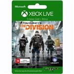 Xbox Live Gold 3 Meses + Bonus Skin de Arma para Tom Clancy's The Division