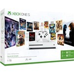 Xbox One S 1 TB + Live Gold + Gamepass
