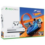 Xbox One S 500GB Forza Horizon 3 + Hotwheels