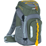 Xtrem - Mochila Outdoor Trail Pro Verde/Cinza