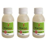 Yamá Base P/ Unhas 60ml (kit C/03)