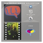 Yes The Triple Album Collection - 3 Cds Rock