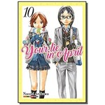 Your Lie In April Vol. 10
