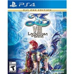 Ys Viii: Lacrimosa Of Dana - PS4