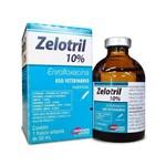 Zelotril 10% Injetável - Frasco - 50 Ml