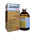 Zelotril Plus Injetável - Frasco - 100 Ml