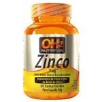 Zinco 7mg - 60 Comprimidos - OH2 Nutrition