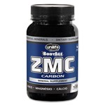 Zmc Carbon (950mg) 120 Cápsulas - Unilife