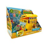 Zomlings Crazy School Bus Ônibus - Fun 82712