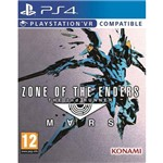 Zone Of The Enders: The 2nd Runner Mars Vr Ps4