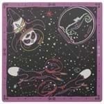 Zoodiac Terra Mouse Pad Preto/cores Caleidocolor