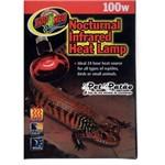 Zoomed Lampada de Aquecimento Infra Vermelha 100W - 127V